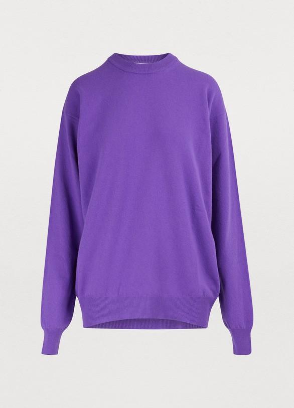 6ba5db688e21 Calvin Klein 205W39NYC Crew neck sweater