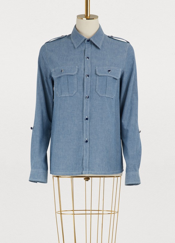 Vanessa Seward Driver cotton shirt