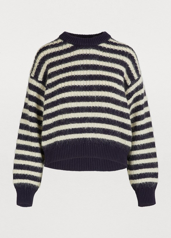 ba97cb39c3f Acne Studios Oversized striped sweater