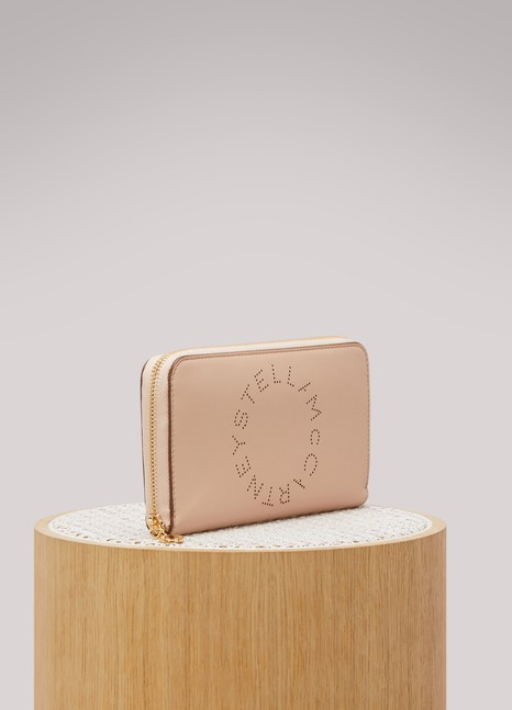 STELLA MC CARTNEY Stella Logo wallet
