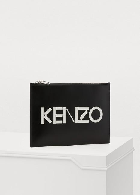 KenzoPochette Kenzo en cuir