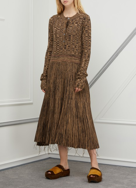 Marni Long-sleeved dress
