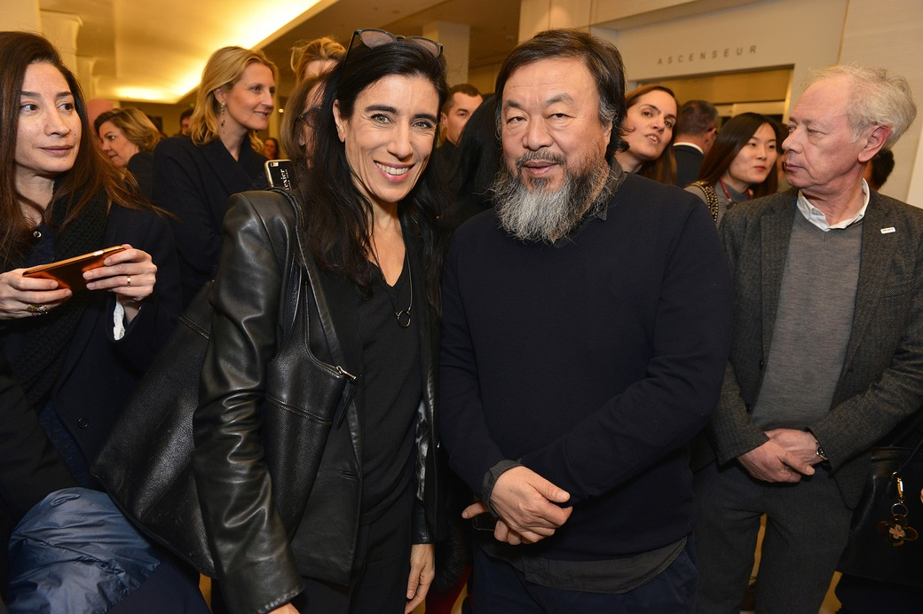 Ai Weiwei & Blanca Li - © Say Who