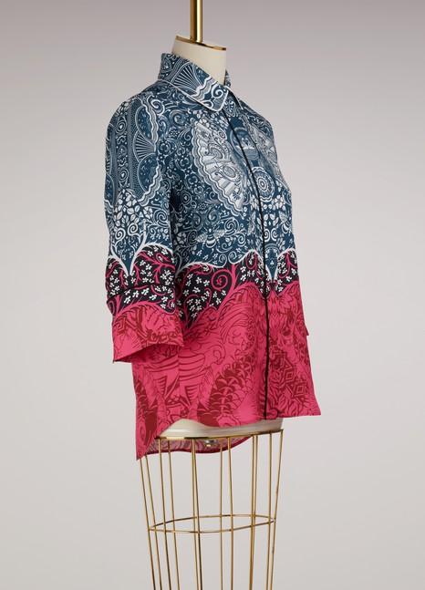 Mary KatrantzouRita Silk Shirt
