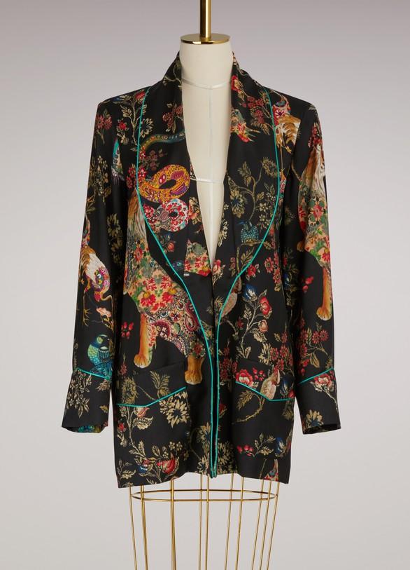EtroSilk Jacket