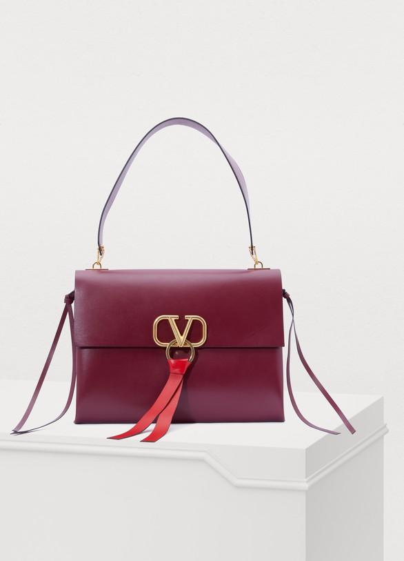 VALENTINOSac porté épaule Vee Ring Valentino Garavani