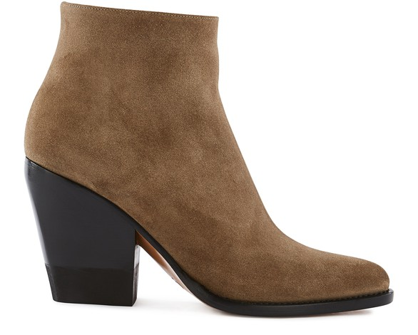 CHLOE Rylee ankle boots