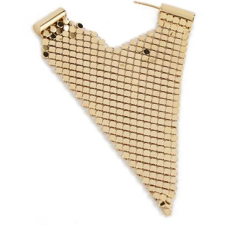 PACO RABANNEMesh mono earring