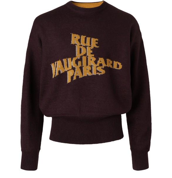 WOOYOUNGMIRue de Vaugirard jumper