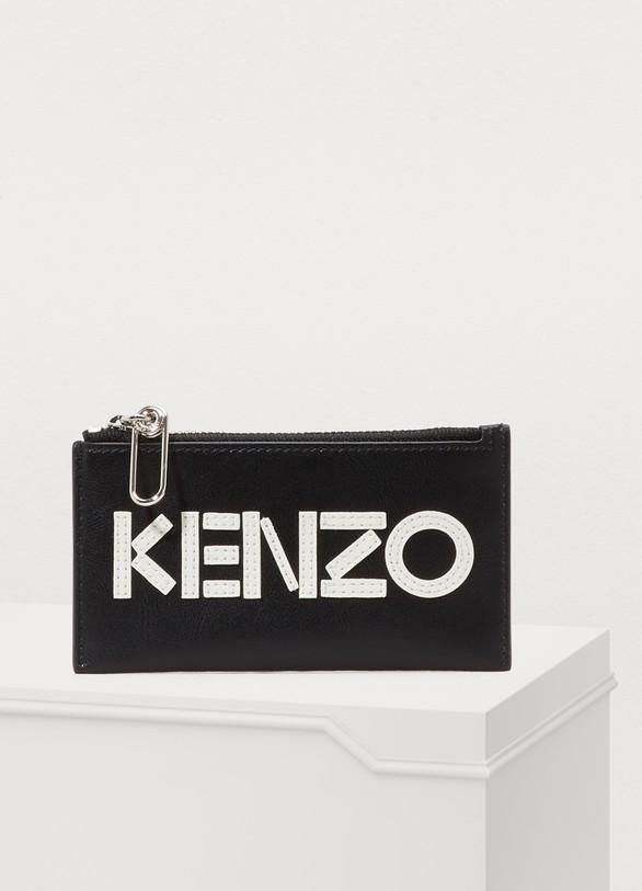KenzoLeather Kenzo cardholder