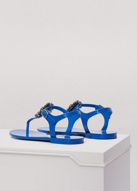2536cbd3d59e Dolce   Gabbana Jelly sandals