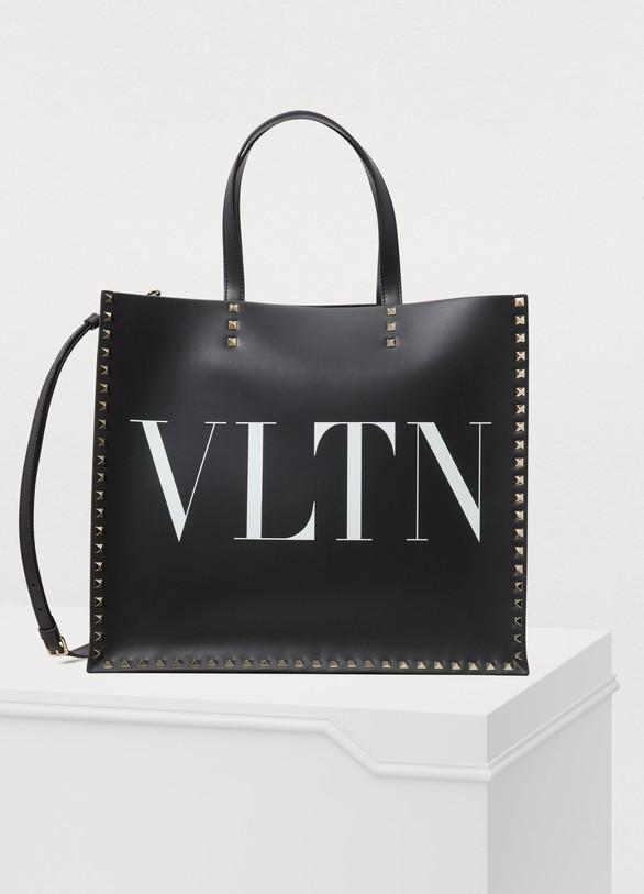 ValentinoValentino Gavarani VLTN shopping bag