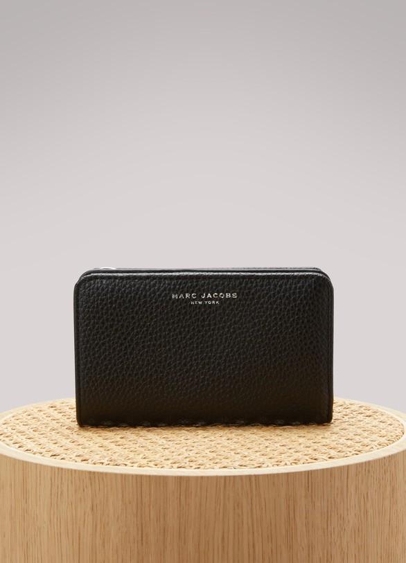 Marc JacobsGotham Compact Wallet