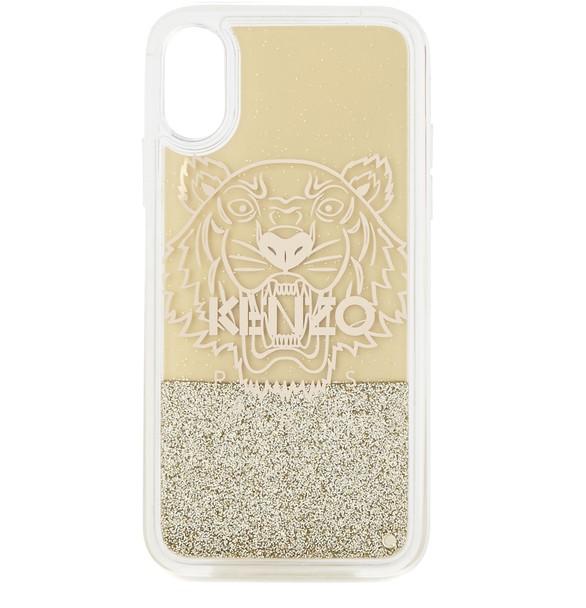 KENZOCoque iPhone Tiger