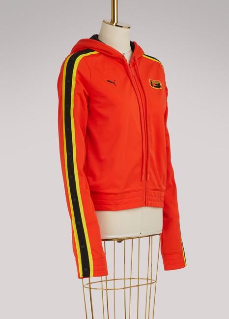Fenty Puma by RihannaFitted tracksuit jacket