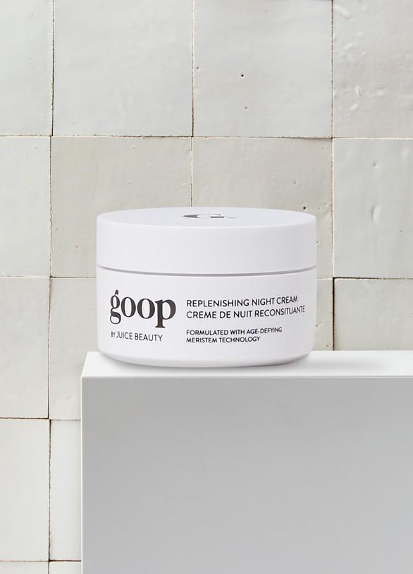 GoopReplenishing Night Cream