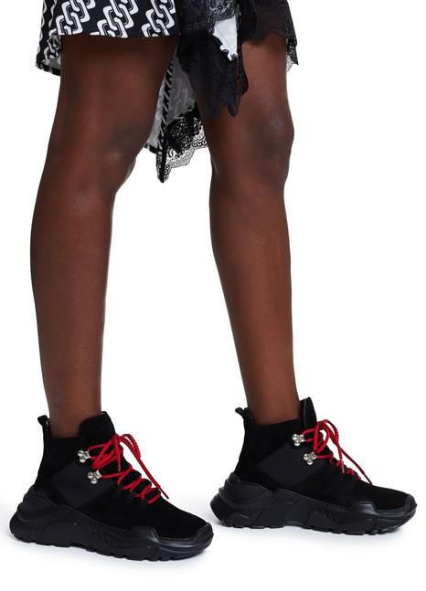 SONIA RYKIELCanvas desert boots