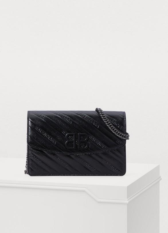 BalenciagaBB wallet on chain