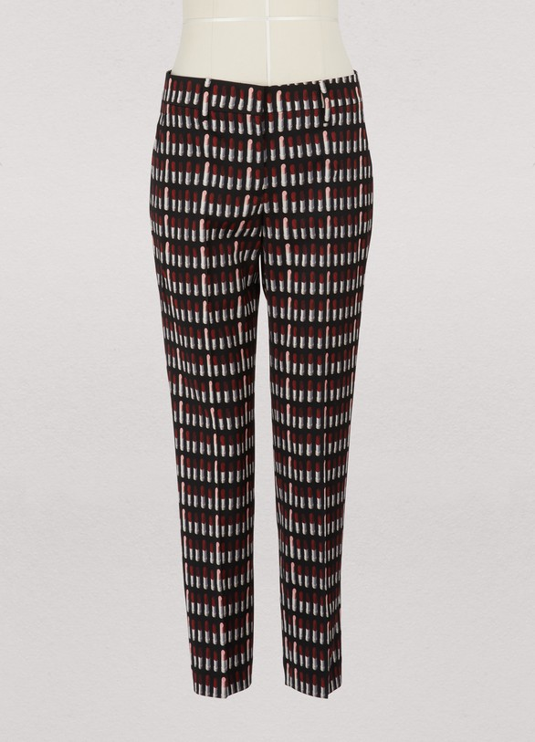 Prada Lipsticks pants
