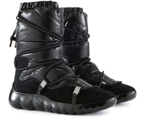 MONCLERCora padded boots