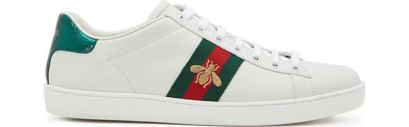 New Ace Trainers by Gucci