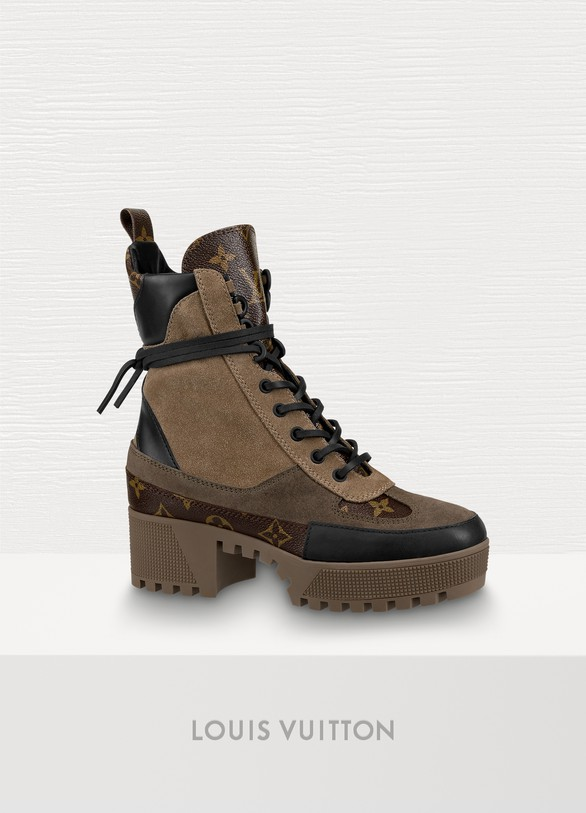 031f0c97a6c Louis Vuitton Desert boot Lauréate