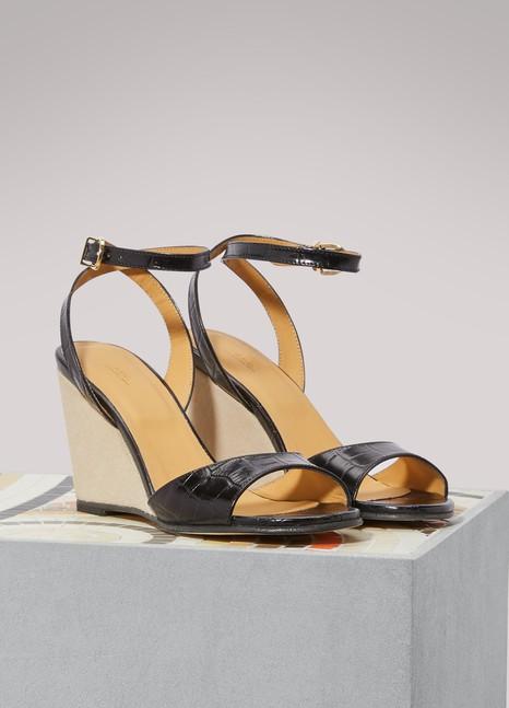 A.P.C.Oda sandals