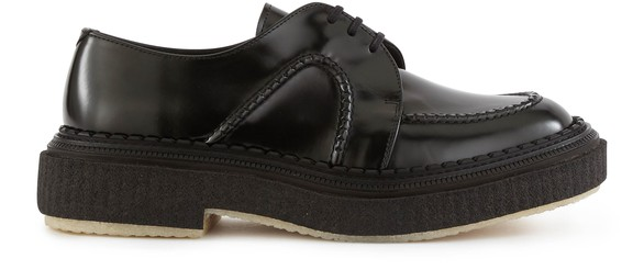 ADIEU Type 133 platform derby shoes