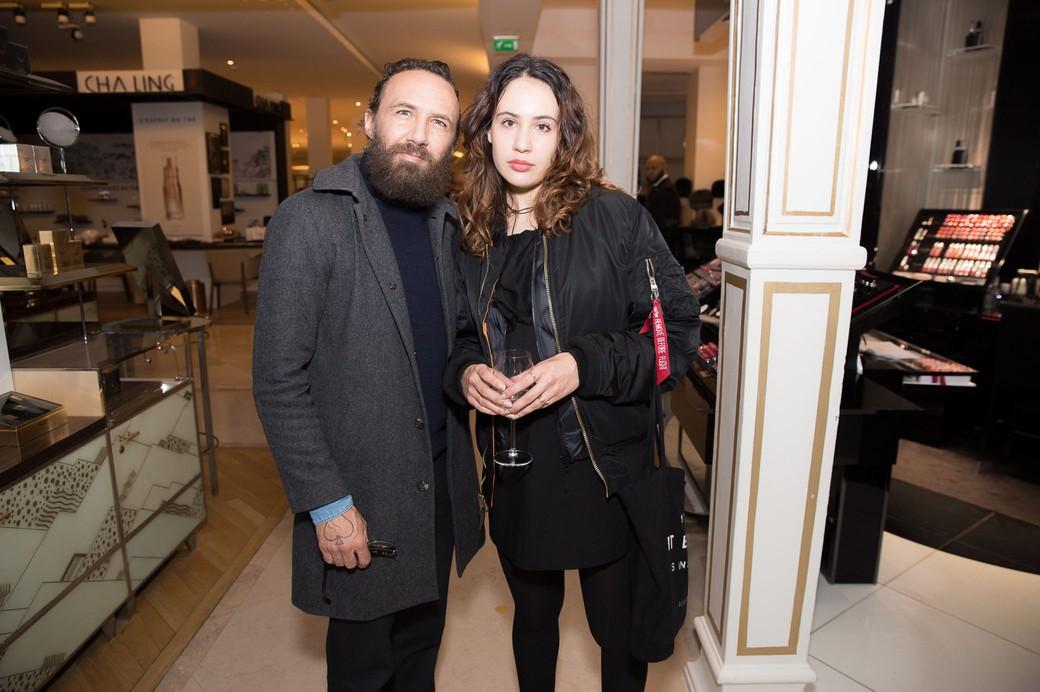Mathias et Mila Kiss. © Say Who-Romain Mayoussier