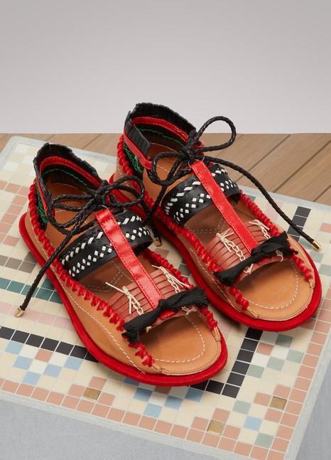 Carven Berri open-toe sandals gmVdN2xN