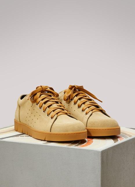 LoeweSneakers en cuir suédé