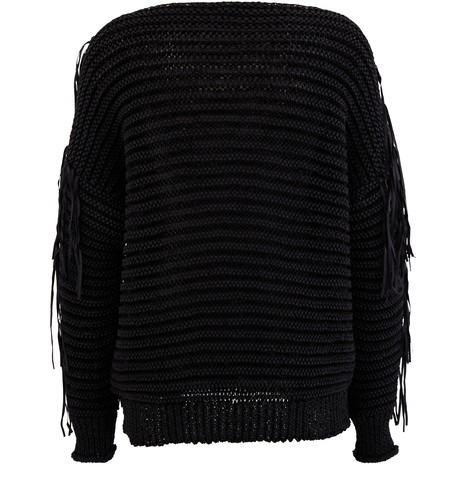 STELLA MCCARTNEYFringed jumper