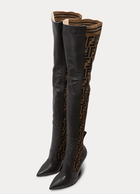 27ad9f5c04d Women s Rockoko heeled thigh-high boots