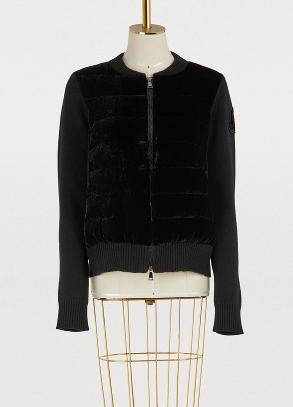 Moncler. Moncler Wool and cashmere sweater af09becc1