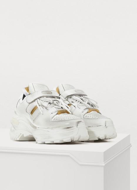 Maison MargielaWhite sneakers