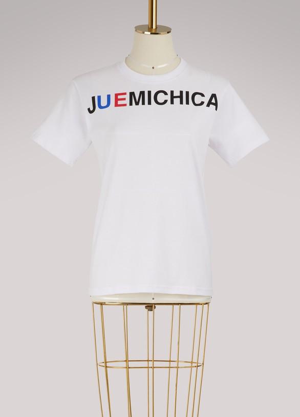 Esteban CortazarJuemichica T-shirt