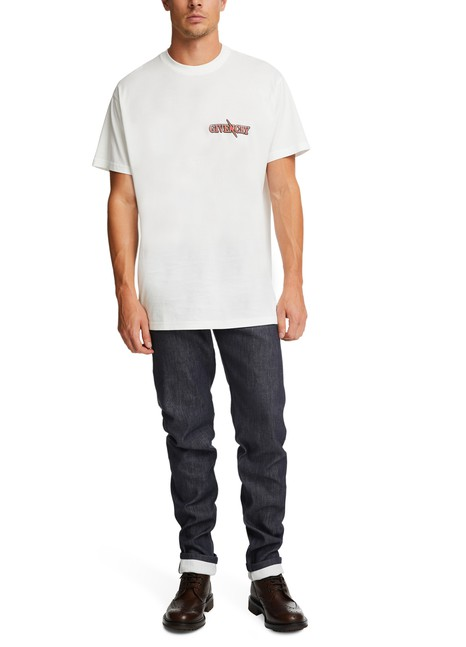 GIVENCHYScorpion print oversize t-shirt