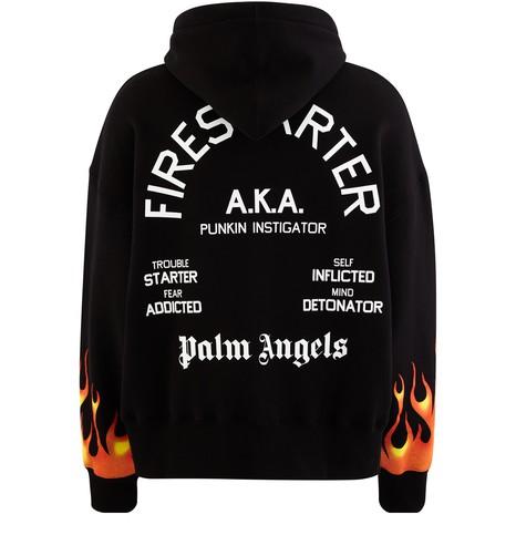 PALM ANGELSFirestarter hooded sweatshirt