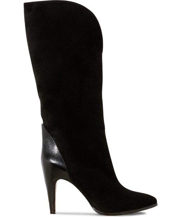 GIVENCHY Suede leather ankle boots