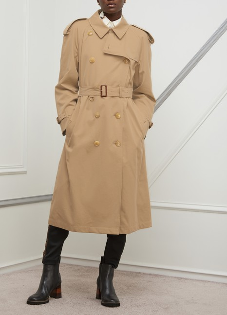 no sale tax aesthetic appearance how to buy Westminster trench coat