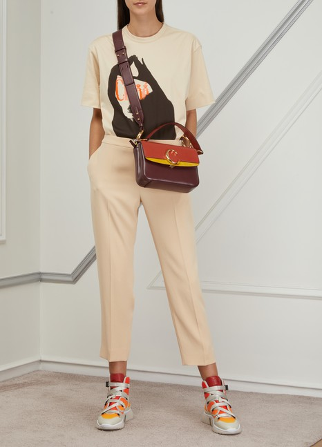 CHLOELimited edition - Chloe C shoulder bag
