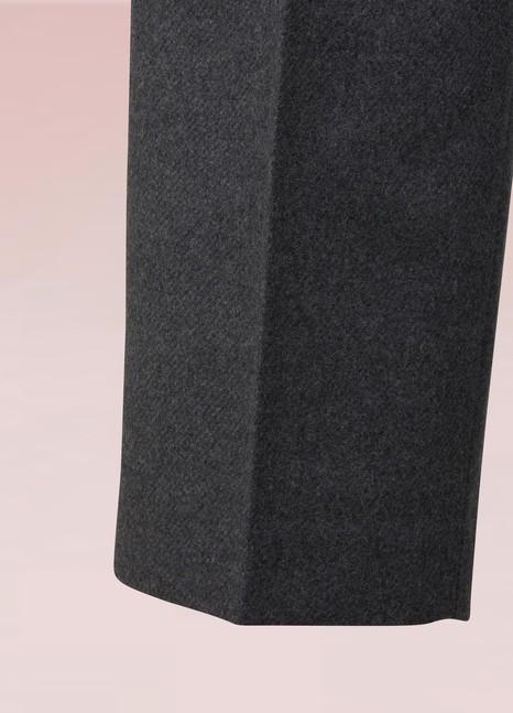 Lieux De Sortie À Bas Prix Pantalon Tabea court en flanelleAcne Studios Vente Avec Paypal 5mRFNer3P