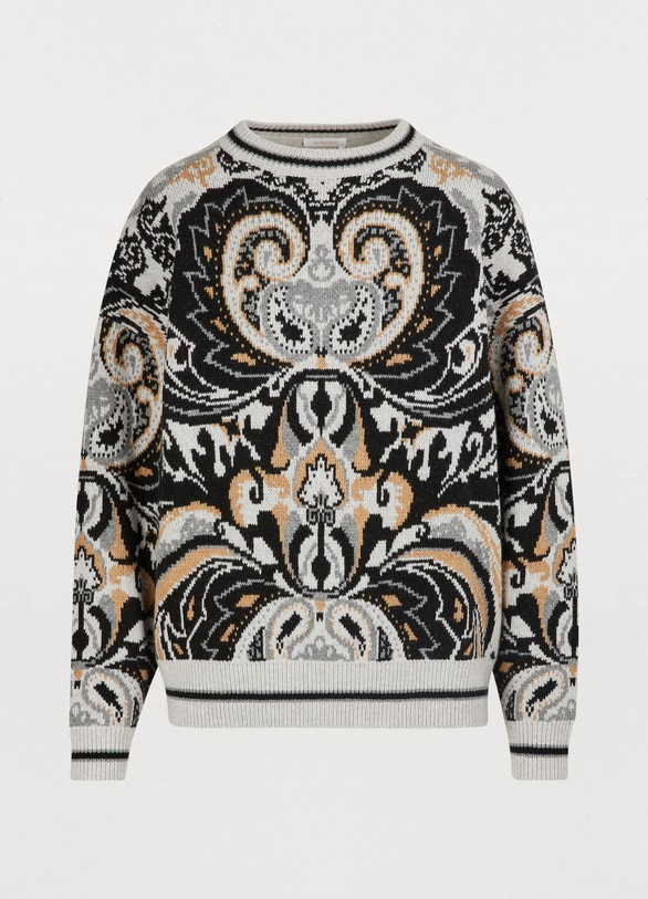 SEE BY CHLOEPull en laine mélangée