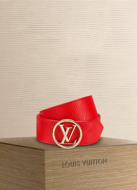06edc9ca33e3 Louis Vuitton LV Circle 35mm Reversible