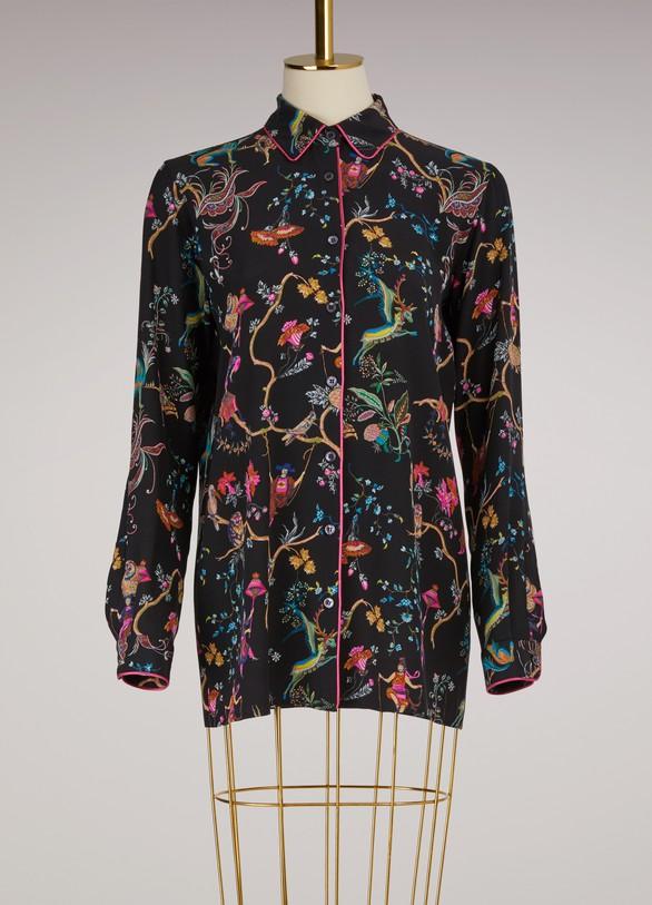 EtroChemise pyjama fleurie