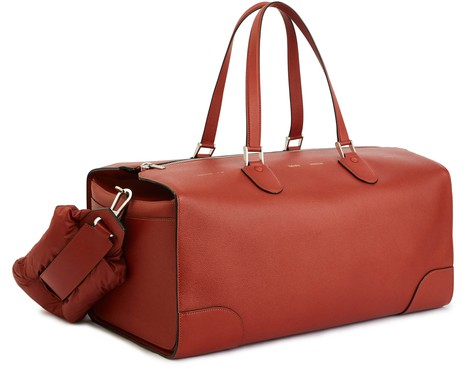 MONCLER GENIUS2 Valextra - Extendible bag