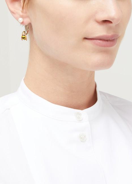 Delfina DelettrezTo Bee Or Not To Be Piercing single earring