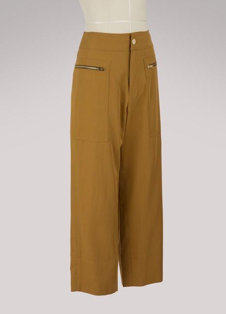 Vanessa BrunoLaka cotton pants