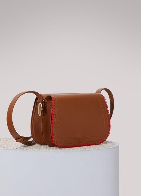 CarvenSac porté croisé en cuir