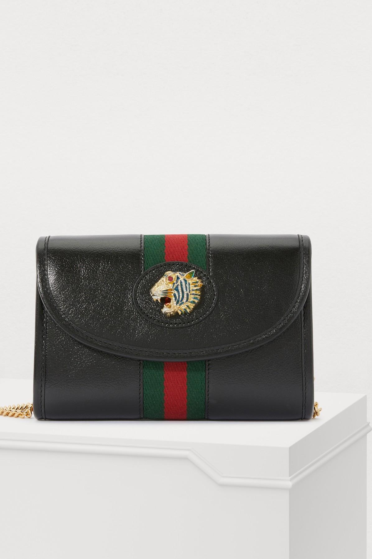 c93dbe6a7de469 Gucci Mini Rajah Shoulder Bag | ModeSens